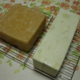 #3緑茶石鹸&#4廃油石鹸