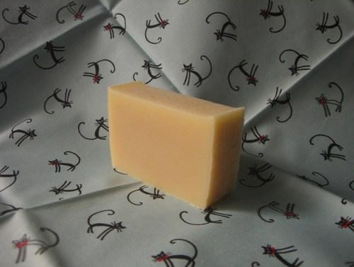#129シアバター入り山羊のミルク